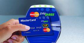 """MasterCard PayPass er en av løsningene med en brikke som lar deg """"betale trådløst""""."""