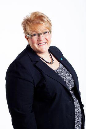 Trine Skei Grande er leder i Venstre.