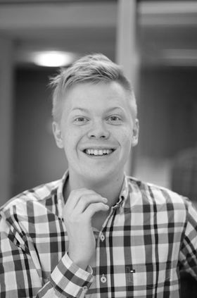 Daniel Heggelid-Rugaas er Stortingskandidat for Oslo Venstre.