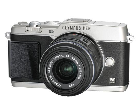 Olympus PEN E-P5 lever opp til navnet, den er dødsPEN!
