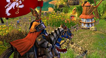 Heroes of Might and Magic V utsatt