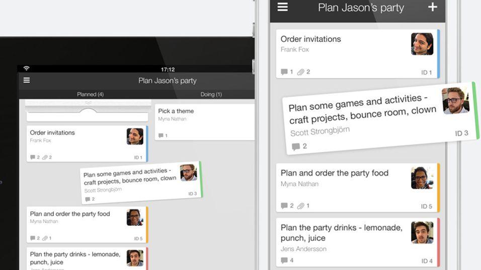 Ny mobilapp fikser festen via Facebook