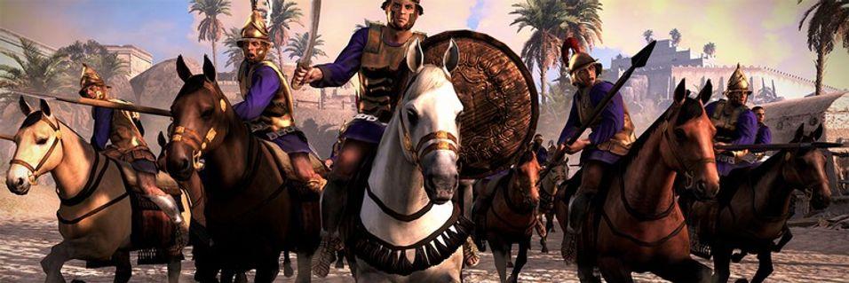 Total War: Rome II får dato