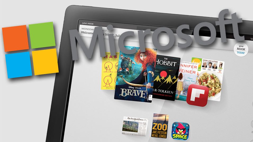 – Microsoft vil kjøpe Kindle-konkurrent for 1 milliard dollar