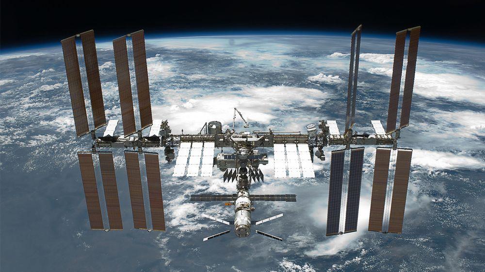 Nøyaktig hvor mye av programvaren for den internasjonale romstasjonen ISS vi får se vites ikke.