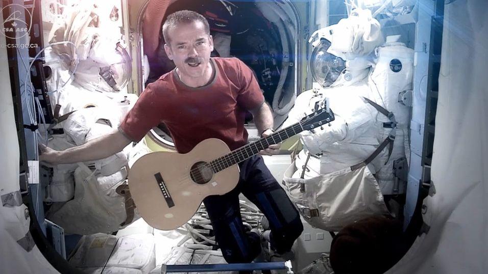 Verdens første musikkvideo fra rommet er borte fra YouTube