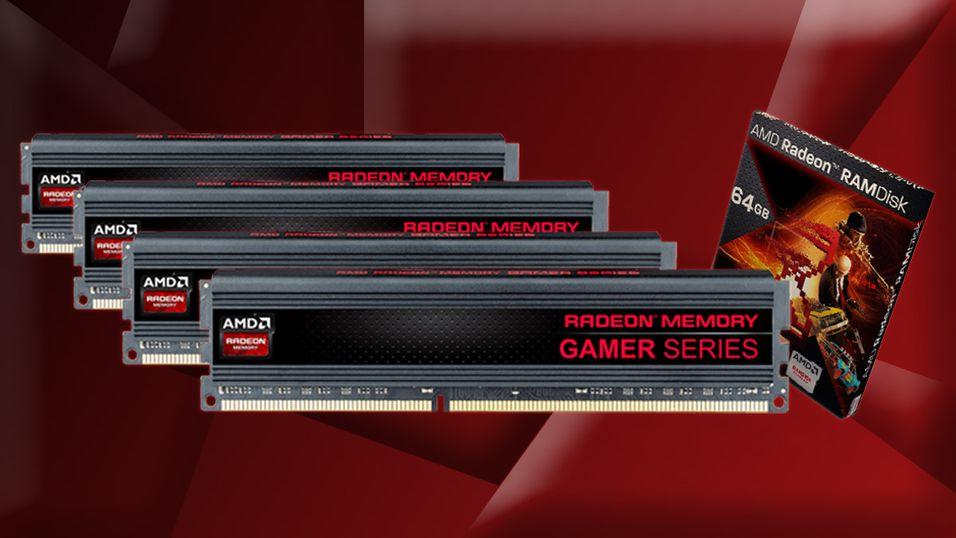 AMD Radeon RG2133 skal være minnebrikker spesielt tilpasset spill, og er omfattet av en variant av Never Settle-kampanjen.