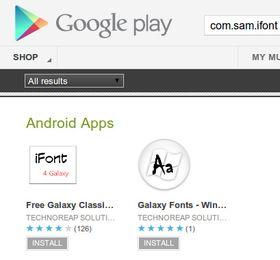 Ikke installer disse appene fra Google Play.