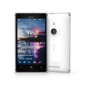 Lumia 925 deler de fleste spesifikasjonene med Lumia 920, men den nye er både mer kompakt og lettere.