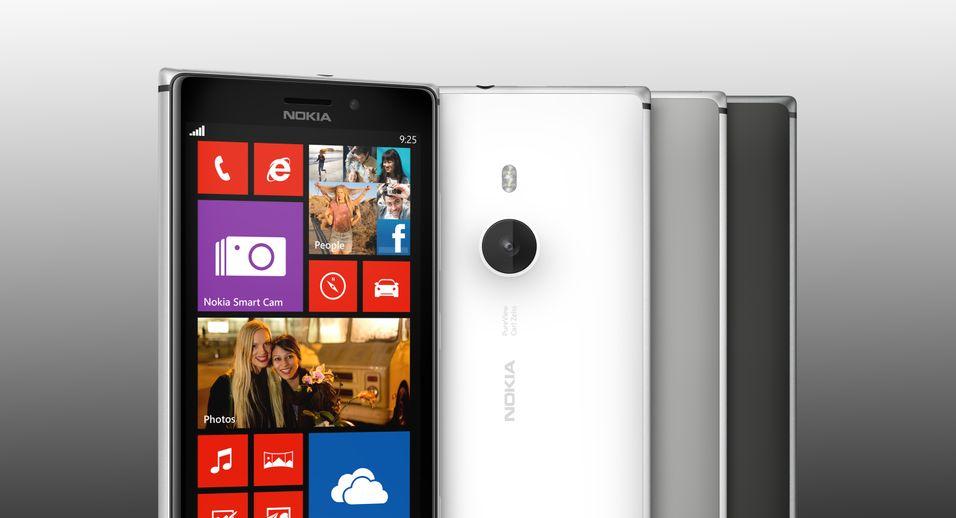 Her er Nokias nye flaggskip