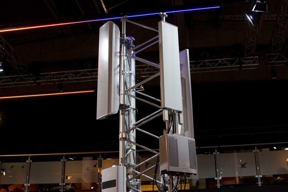 Hvem bygger LTE-800 først?