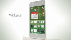 Simplyzesty.com har laget en konseptvideo som viser iOS 7 –slik de skulle ønske den kom til å se ut. .