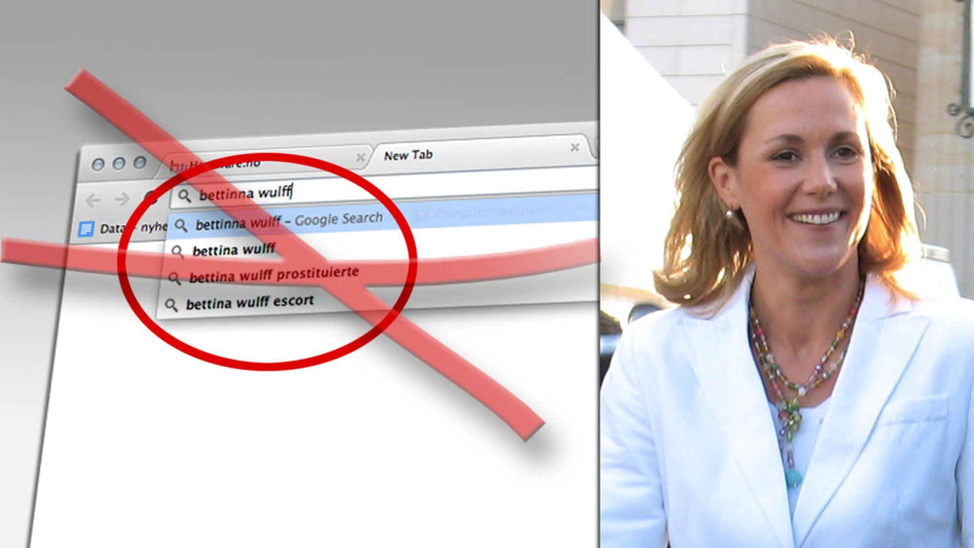 Søkeresultatene vi fikk opp i 2012 er allerede tatt bort.