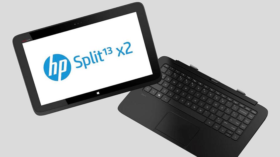 HP lanserer kraftigere hybrid-PC-er