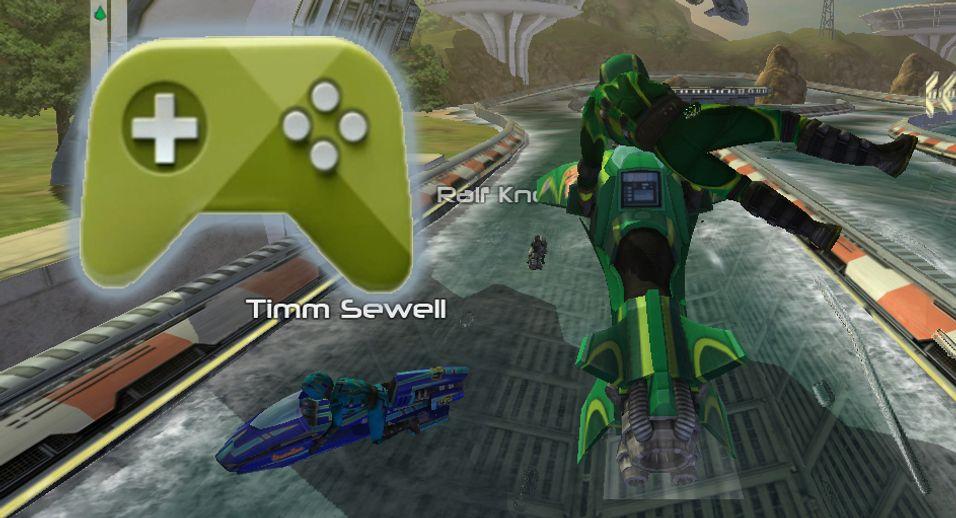 Vector Units kommende spill Riptide GP2 er ett av spillene som benytter Googles nye multiplayer-løsning.