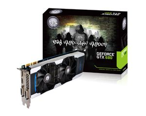 KFA2 GeForce GTX 680 2 GB