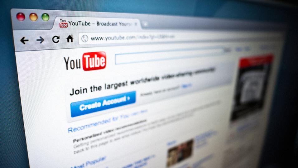 YouTube-opplastningen har nådd nye høyder