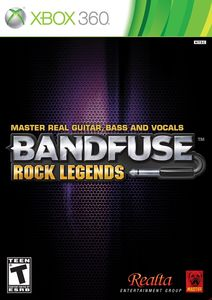 Band Fuse: Rock Legends