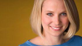 Yahoo-sjef Marissa Mayer.