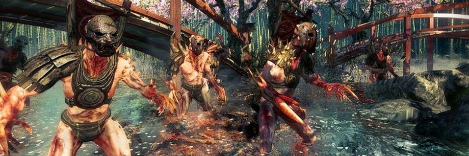 Blodig action i Shadow Warrior