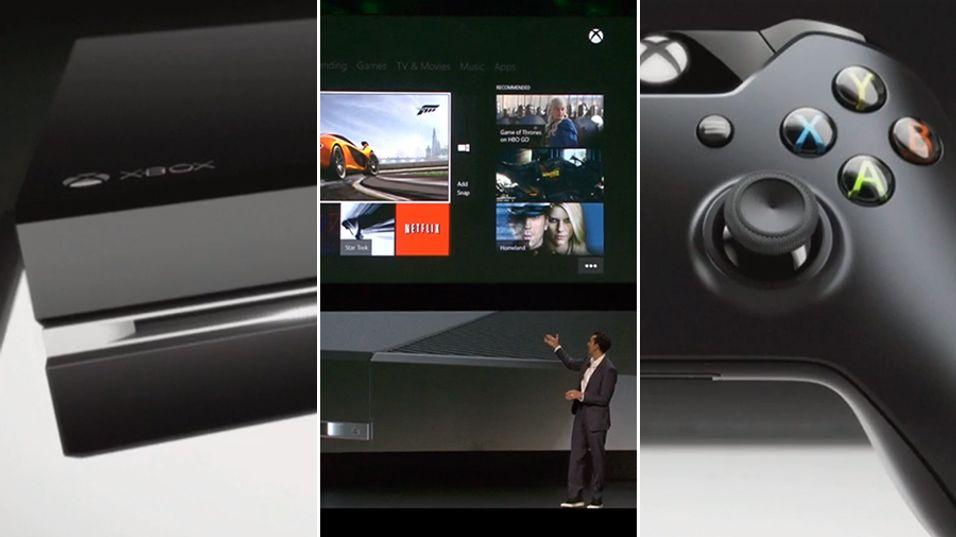 Xbox One er avslørt