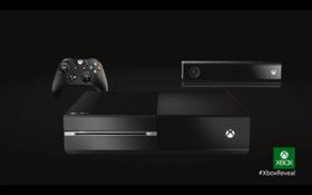 Xbox One, Kinect og kontrollaren.