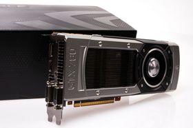 Nvidia GeForce GTX 780.