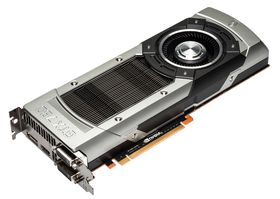 Nvidia GeForce GTX 780.