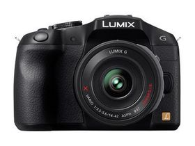 Panasonic Lumix DMC-G6.