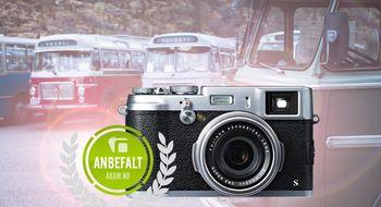 Test: Fujifilm FinePix X100S