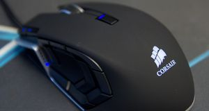 Test: Corsair Vengeance M95 Performance