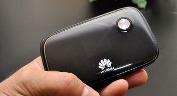 Test: Denne 4G-ruteren støtter de høyeste hastighetene