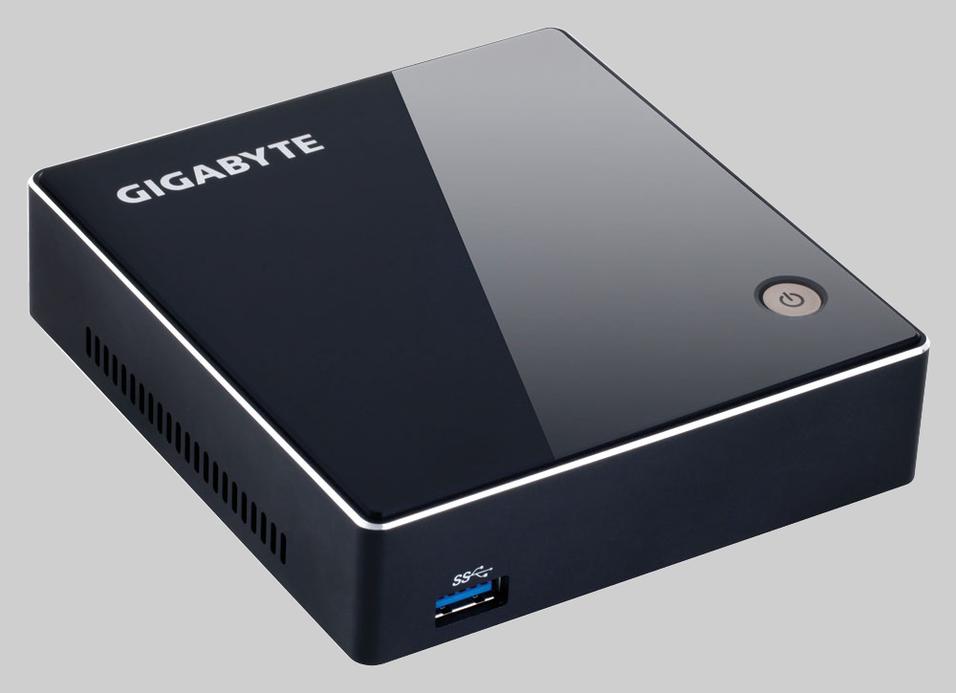 Gigabytes nye mini-PC, BRIX.