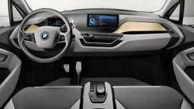 BMW har bestemt seg for at interiøret i i3 skal være litt annerledes.
