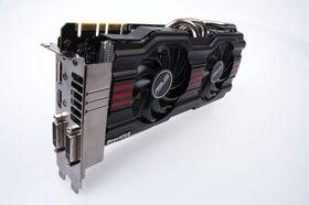 Asus GeForce GTX 770 DirectCU II OC.