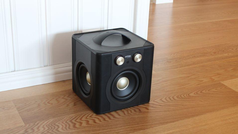TEST: TDK Wireless Sound Cube V513