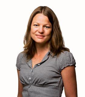 Kommunikasjonsrådgiver Charlotte Erikstad i NetCom.