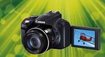 Vinn Canons heftigste superzoomkamera
