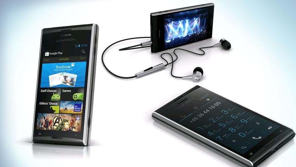Skandinavia-mobilen omsider i salg