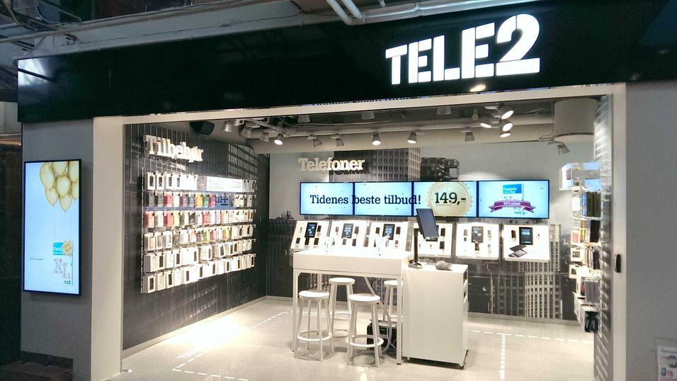 Nå får Tele2-kundene 4G