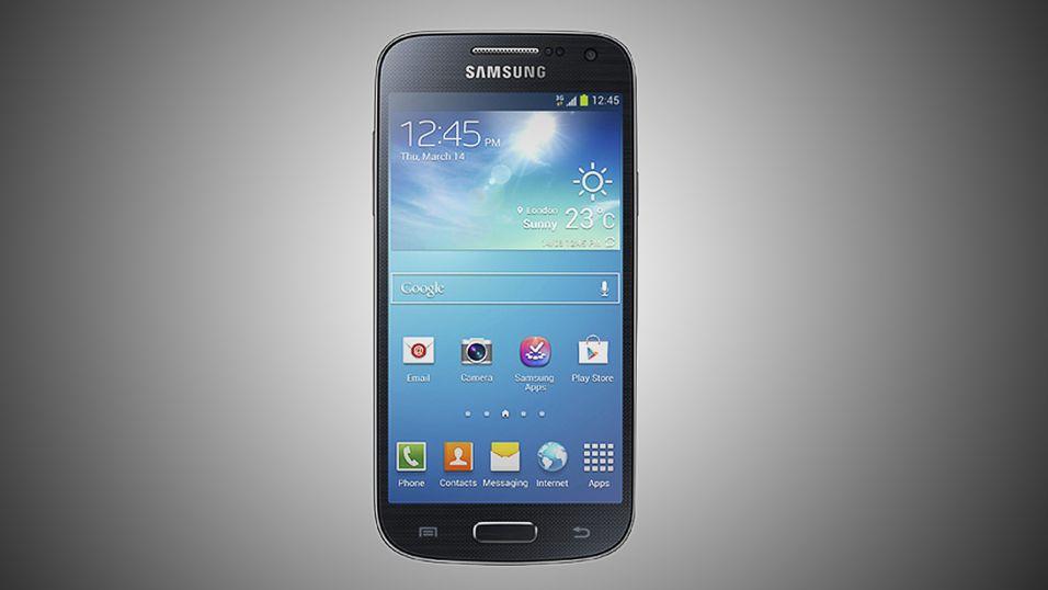 Samsung bekrefter Galaxy S4 Mini