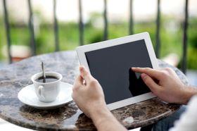 Stadig flere bruker nettbrett eller mobil til det vi tidligere ville brukt PC-en til.