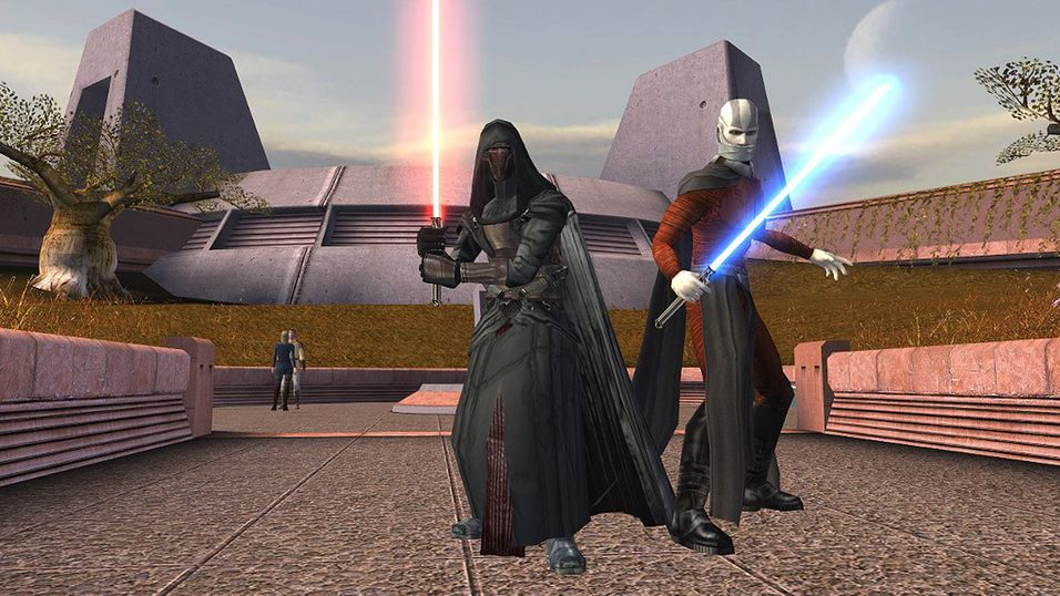 Knights of the Old Republic kommer til iPad