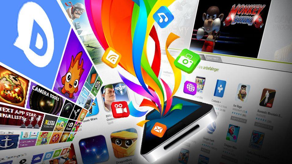 GUIDE: Se hva som rører seg på appfronten nå