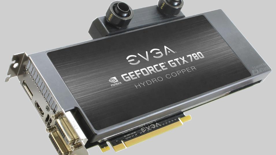 NVGA GeForce GTX 780 Hydro Copper.