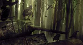 Skumle Darkwood nådde målet