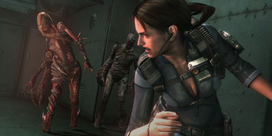 ANMELDELSE: Resident Evil: Revelations