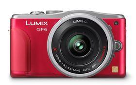 Panasonic Lumix DMC-GF6.