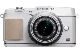 Olympus PEN E-P5.
