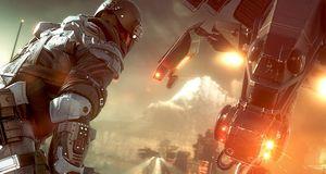 Killzone: Shadow Fall kan spilles mens det lastes ned